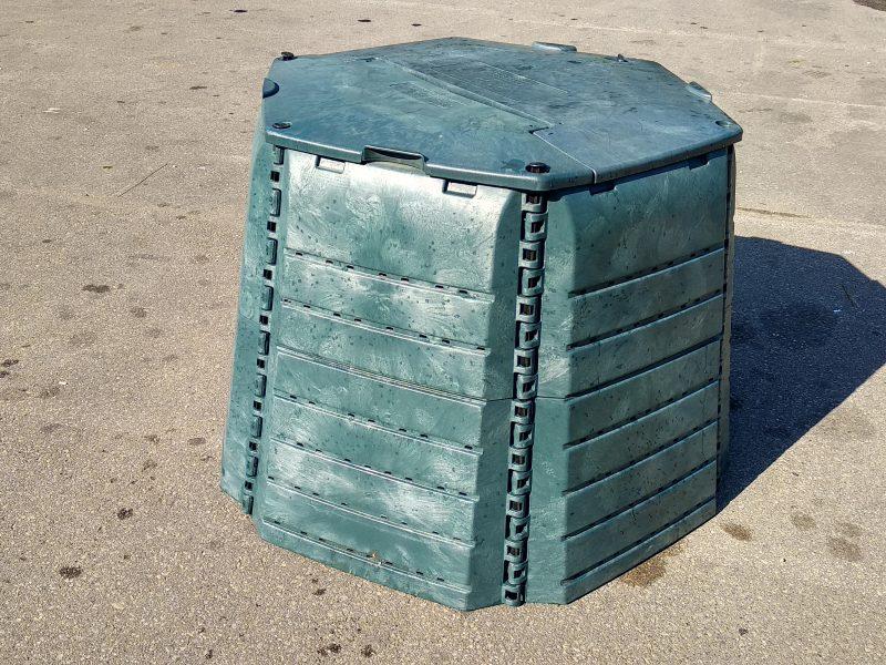 kompostavimo kont nuotrauka